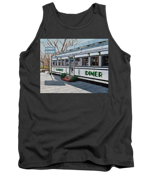 The Summit Diner Tank Top