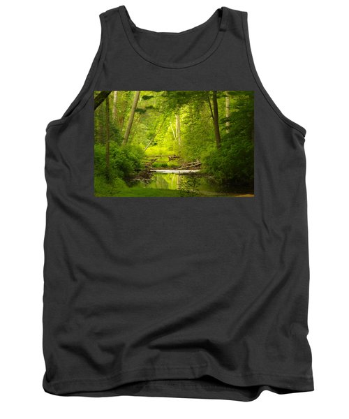 The Swamp Tank Top