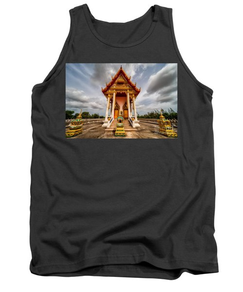 The Temple Tank Top
