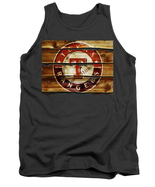 The Texas Rangers 1w Tank Top