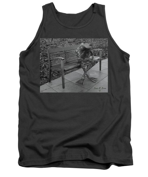 The Thinking Frog Tank Top