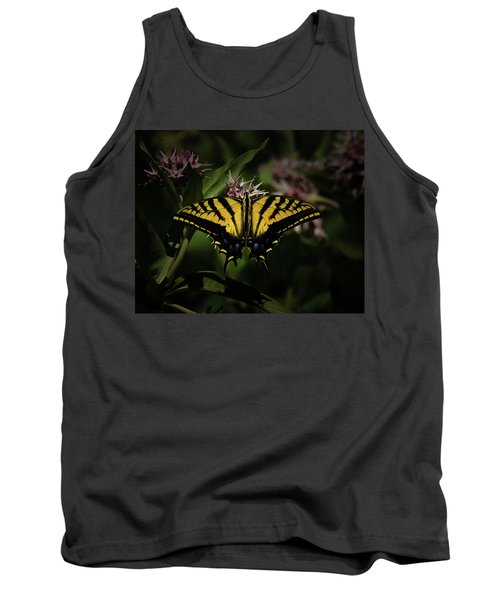The Tiger Swallowtail Tank Top