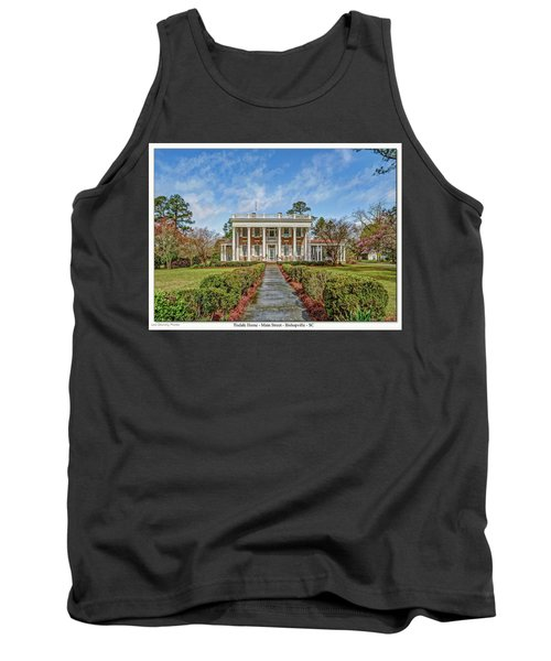 The Tisdale Manor Tank Top
