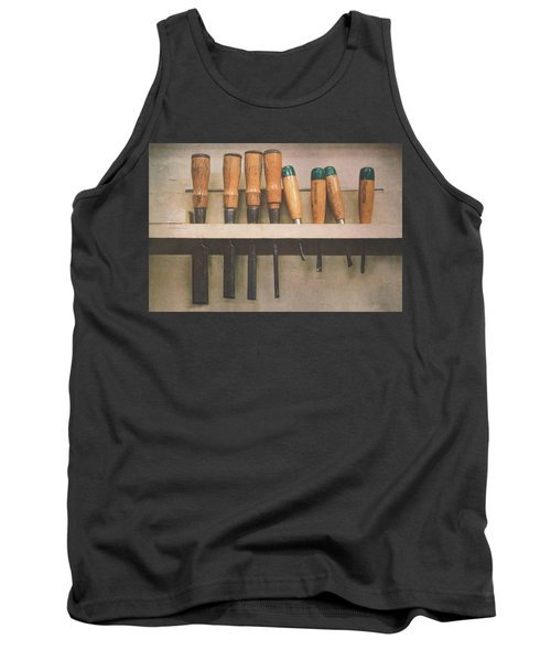 The Tools Of The Trade Tank Top