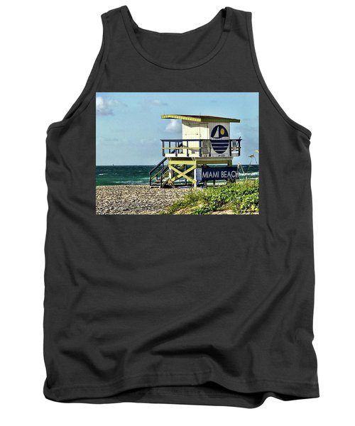 The Tower Tank Top