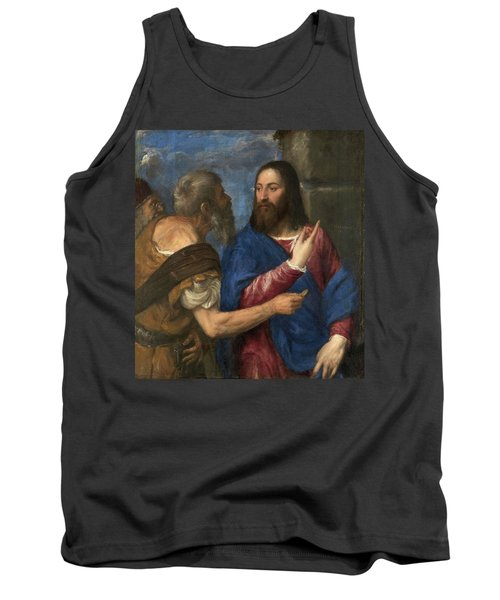 The Tribute Money Tank Top