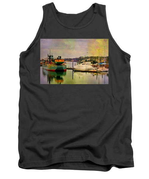 The Tug Boat Tank Top