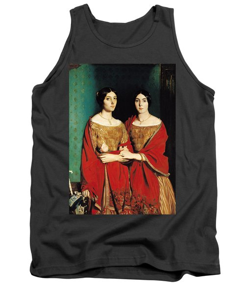 The Two Sisters Tank Top