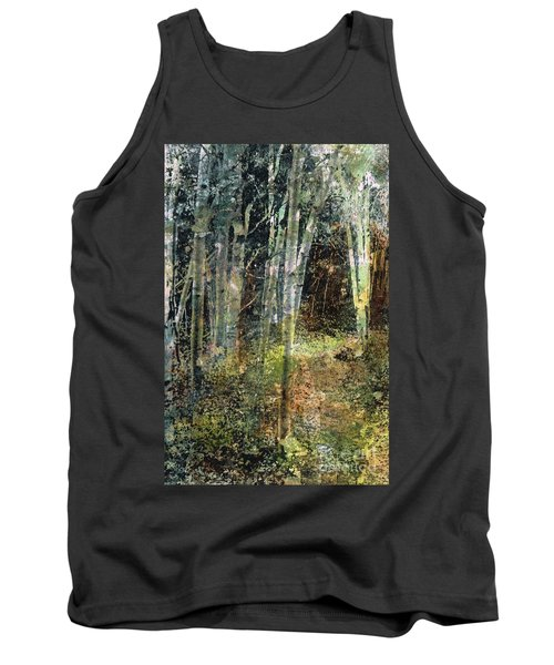 The Underbrush Tank Top by Frances Marino