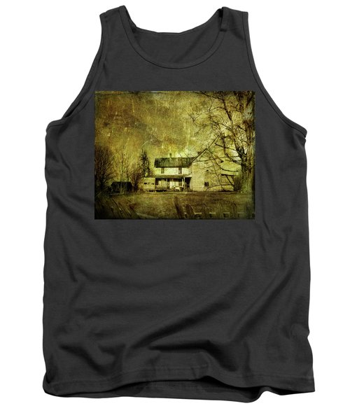 The Uninvited Tank Top by Mark Allen