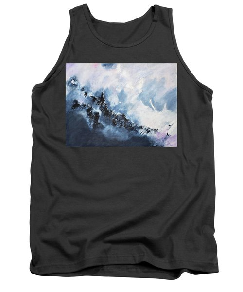 The Universe In Part 1 Tank Top