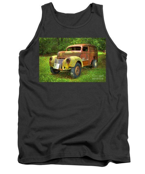 The Van Too Tank Top