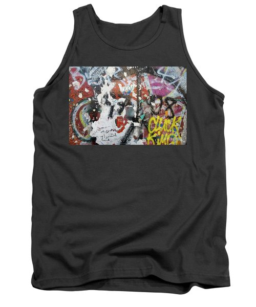 The Wall #11 Tank Top