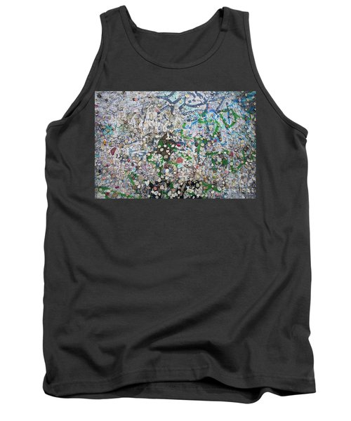 The Wall #3 Tank Top