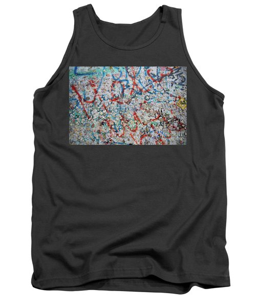 The Wall #7 Tank Top