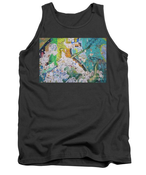 The Wall #8 Tank Top