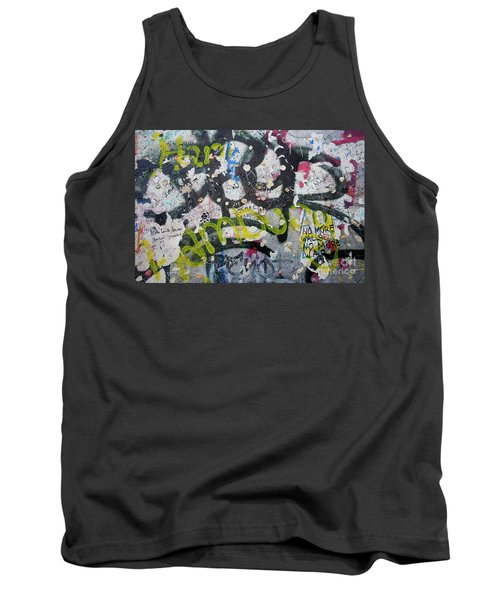 The Wall #9 Tank Top