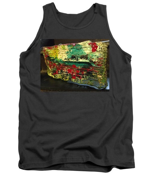 The Wall Proposed Tank Top