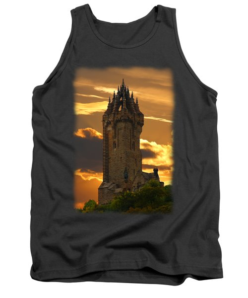 The Wallace Monument Tank Top