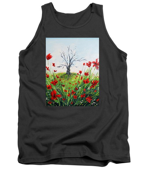 The Warrior Tank Top by Meaghan Troup