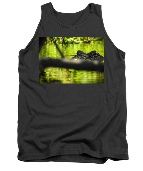 The Watcher In The Water Tank Top