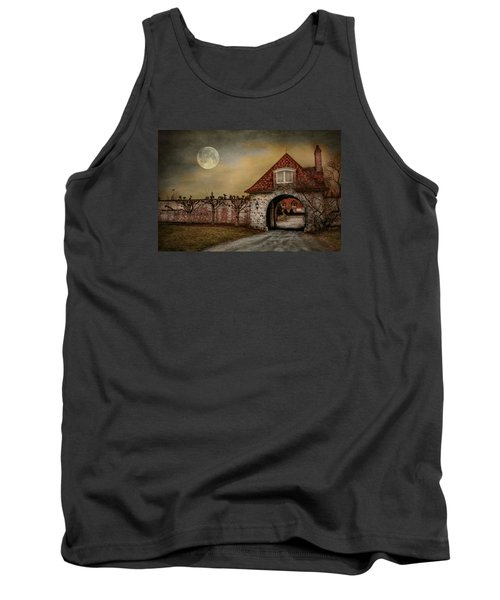 The Watcher Tank Top by Robin-Lee Vieira