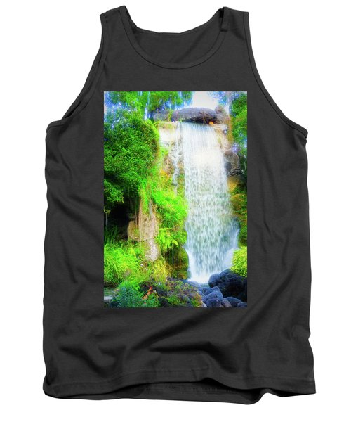 The Water Falls Tank Top