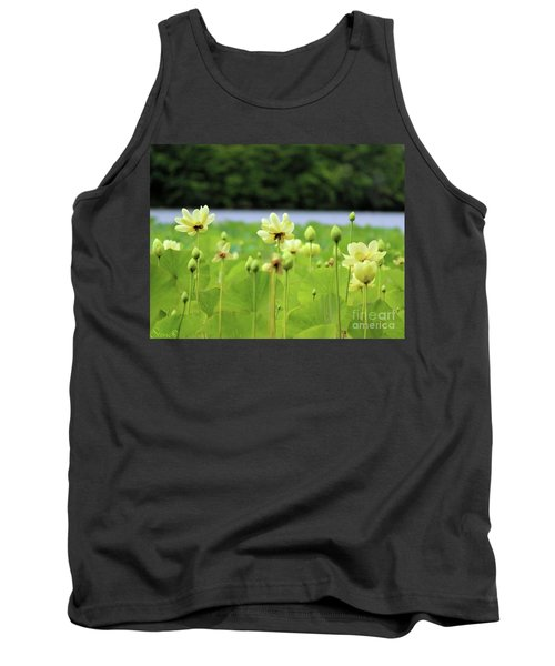 The Water Fields  Tank Top