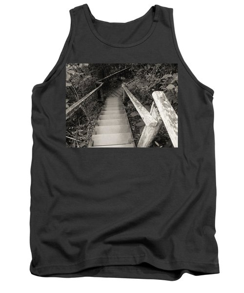 Tank Top featuring the photograph The Way by Beto Machado