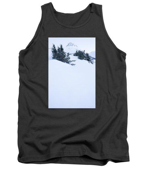 The Wedge In Winter Tank Top