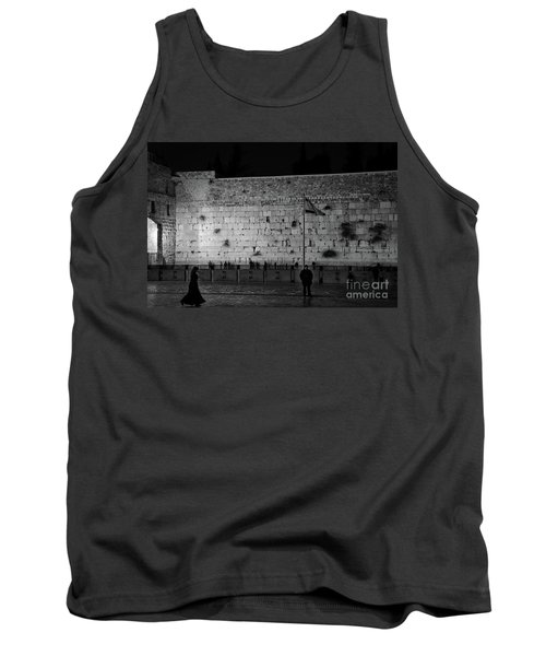 The Western Wall, Jerusalem Tank Top
