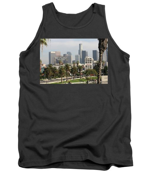 The Westlake Theater Tank Top