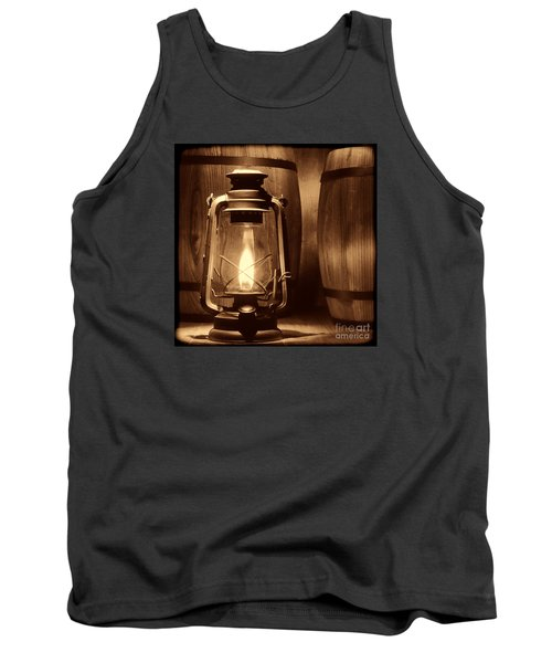 The Whiskey Reserve Tank Top by American West Legend By Olivier Le Queinec