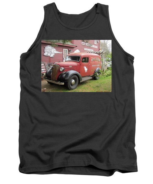 The White Elephant Tank Top by Paul Meinerth