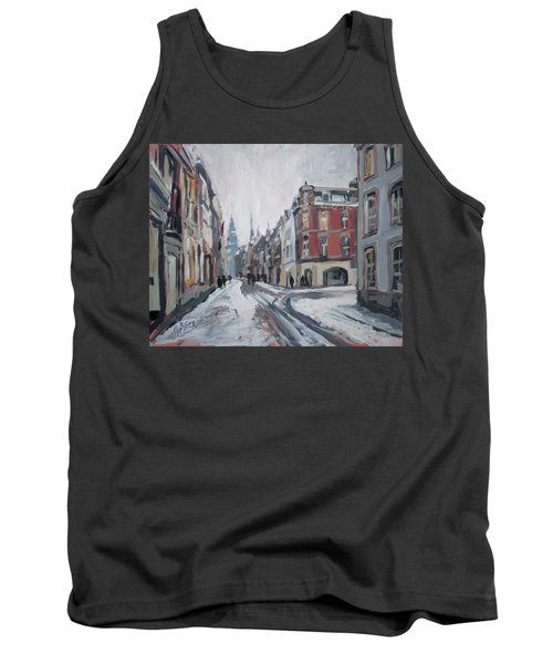 The White Grand Canal Street Maastricht Tank Top