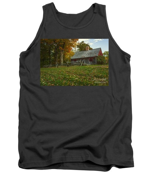 The Wick House Tank Top
