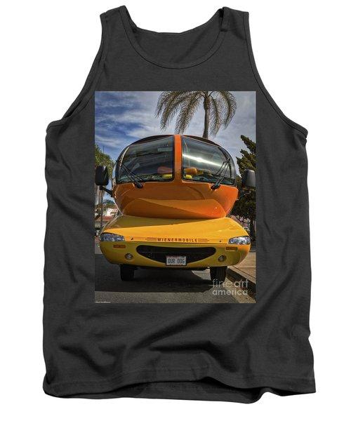 The Wienermobile Tank Top