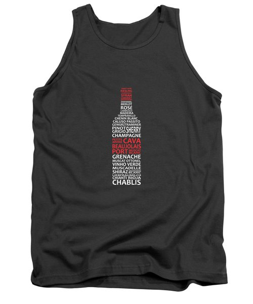 The Wine Connoisseur Tank Top