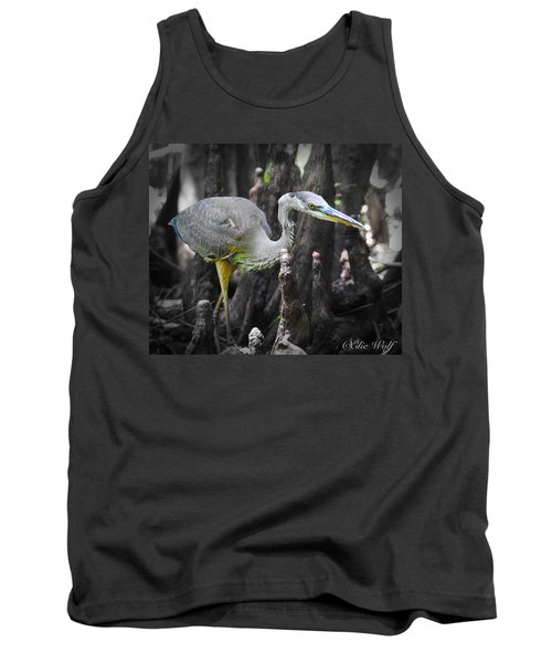 The Winged Stalker Tank Top