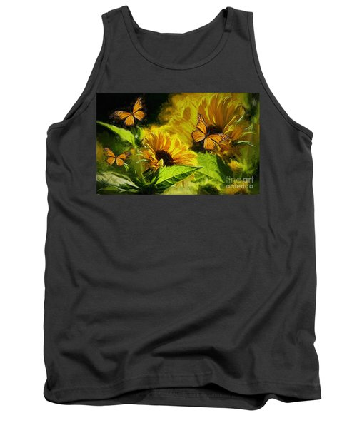 The Wings Of Transformation Tank Top