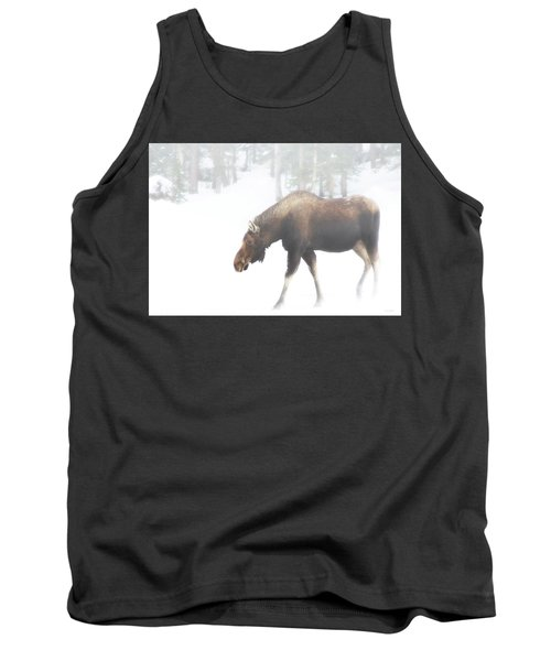 The Winter Moose Tank Top