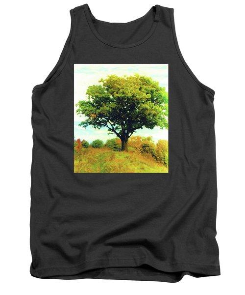 The Witness Tree Tank Top