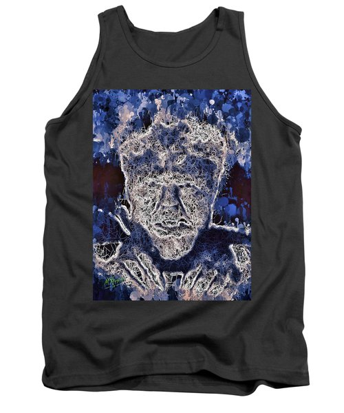 The Wolfman Tank Top