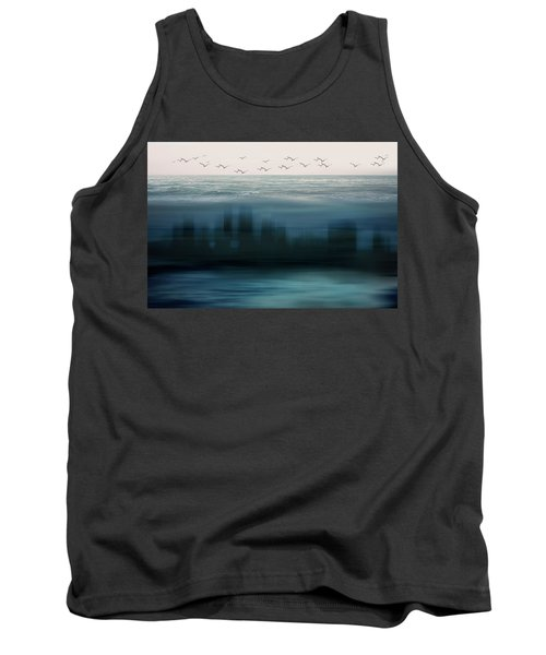 The World As We Know It Tank Top