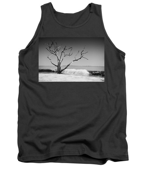 Tank Top featuring the photograph The World Is Coming Down II by Dana DiPasquale