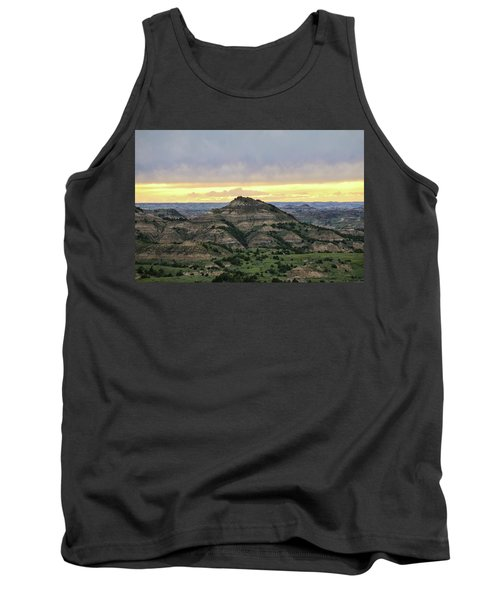 Theodore Roosevelt National Park, Nd Tank Top