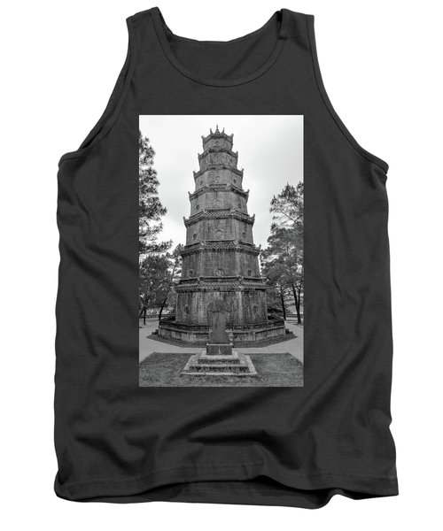 Thien Mu Pagoda Tank Top