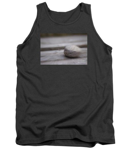 Simplicity In Grey Tank Top by Jill Smith