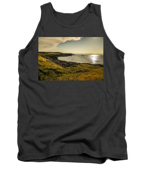 Thinking Sunset Tank Top by Will Burlingham