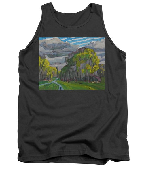 Thirty Shades Of Green Tank Top
